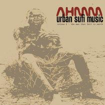 Urban Sufi Music Volume 2 cover art