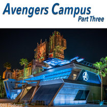 Avengers Campus - Part Three cover art