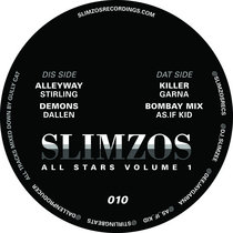 Slimzos 010 (Allstars volume 1) cover art