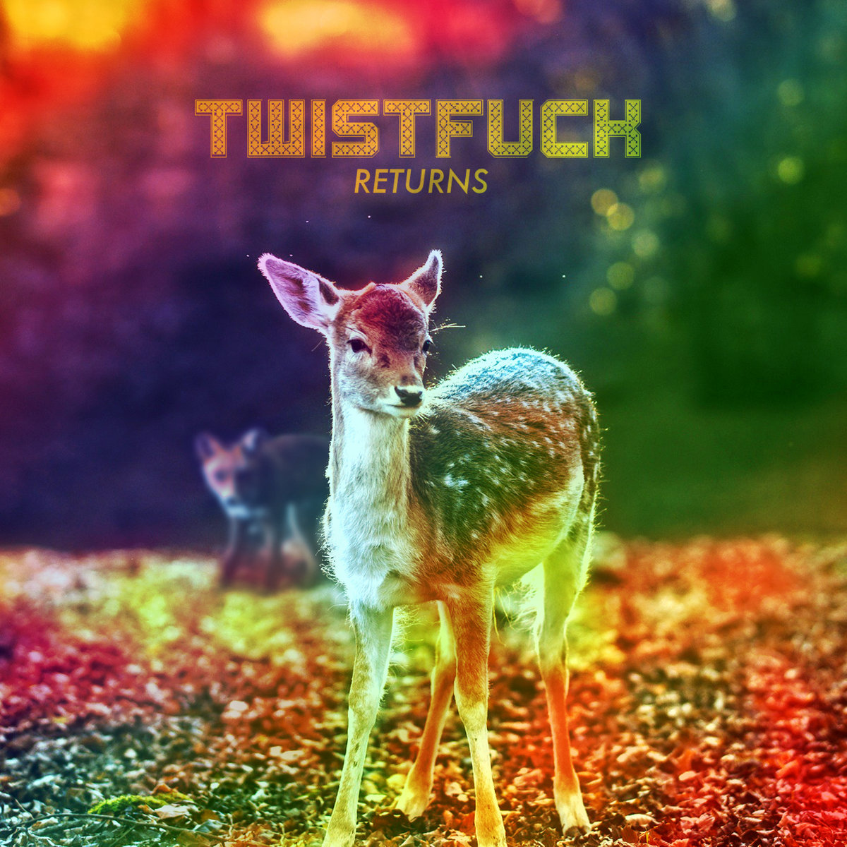 Twistfuck ReturnsAlbum Cover