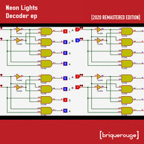 [BR086] : Neon Lights - Decoder ep [2020 Remastered Digital Version] cover art