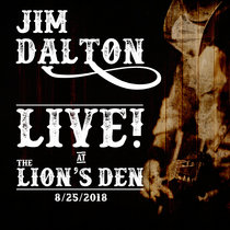 Live at the Lion's Den 8/25/2018 cover art