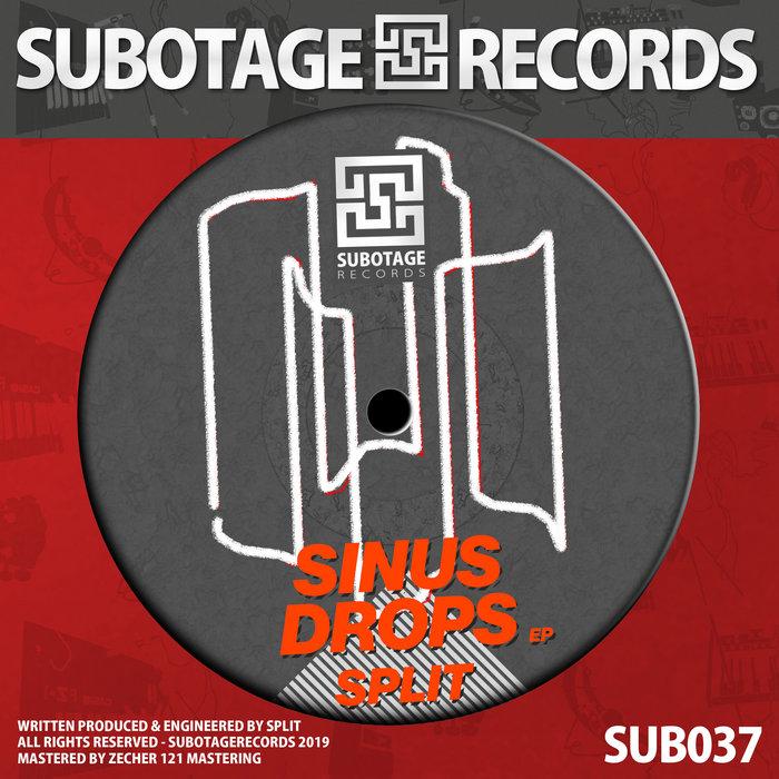 SINUS DROPS EP (SUB037) SUBOTAGE RECORDS | SUBOTAGERECORDS