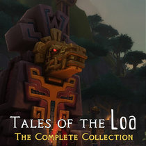 Tales of the Loa (The Complete Collection) cover art