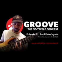 Groove – Episode #61: Basil Fearrington cover art