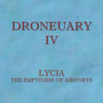 Droneuary IV - The Emptiness Of Airports cover art
