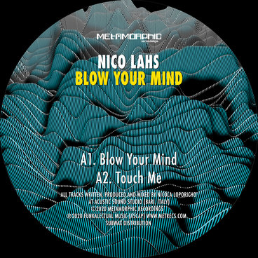 Blow Your Mind EP main photo
