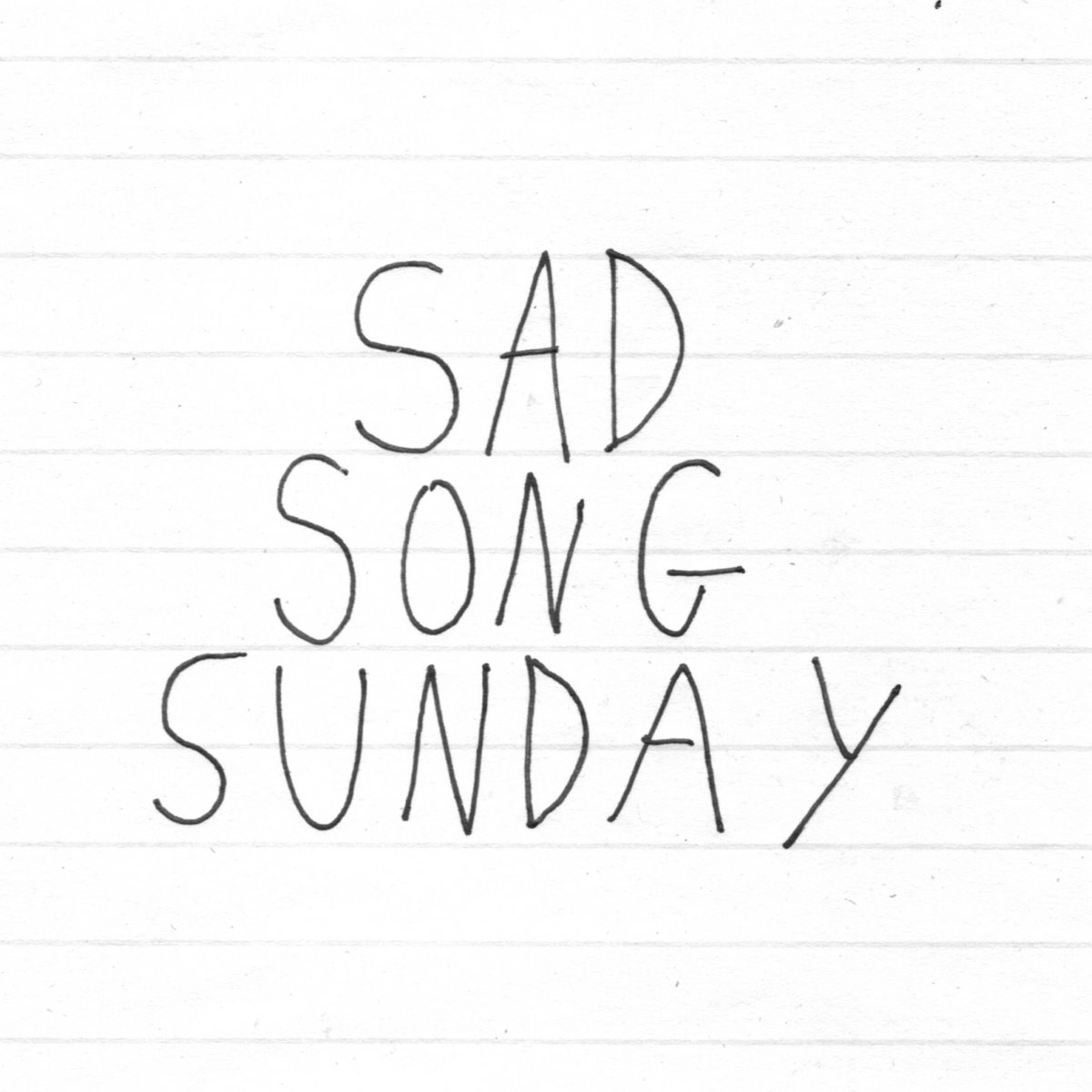 sad songs about