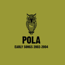 Early Songs 2002-2004 cover art
