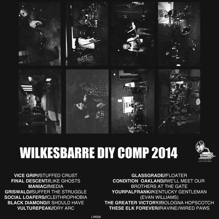 Wilkes - Barre DIY Comp | VULTUREPEAK
