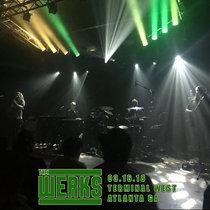 LIVE @ Terminal West - Atlanta, GA 03.16.18 cover art