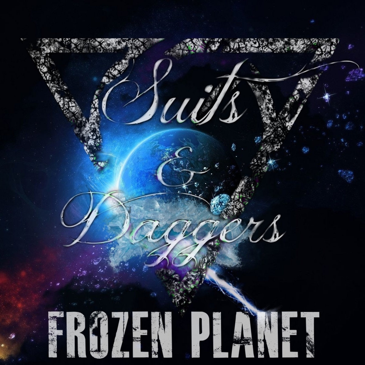 Suits and Daggers - Frozen Planet (2018)