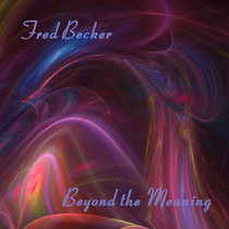 Beyond the Meaning cover art