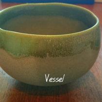 Michiru Aoyama「Vessel」 cover art