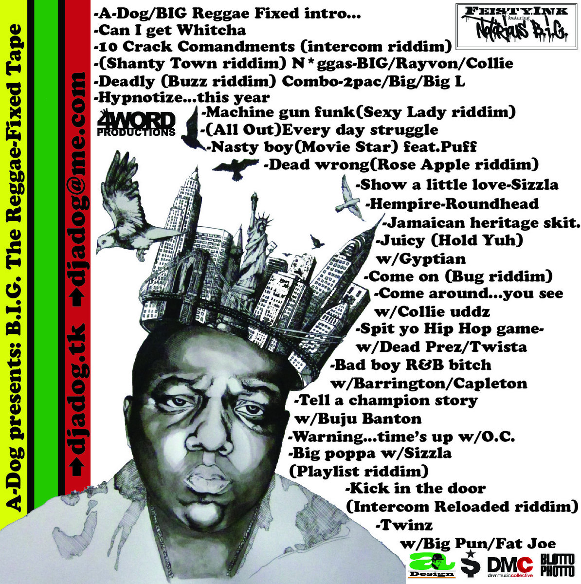 BIG The Reggae Fixed Tape