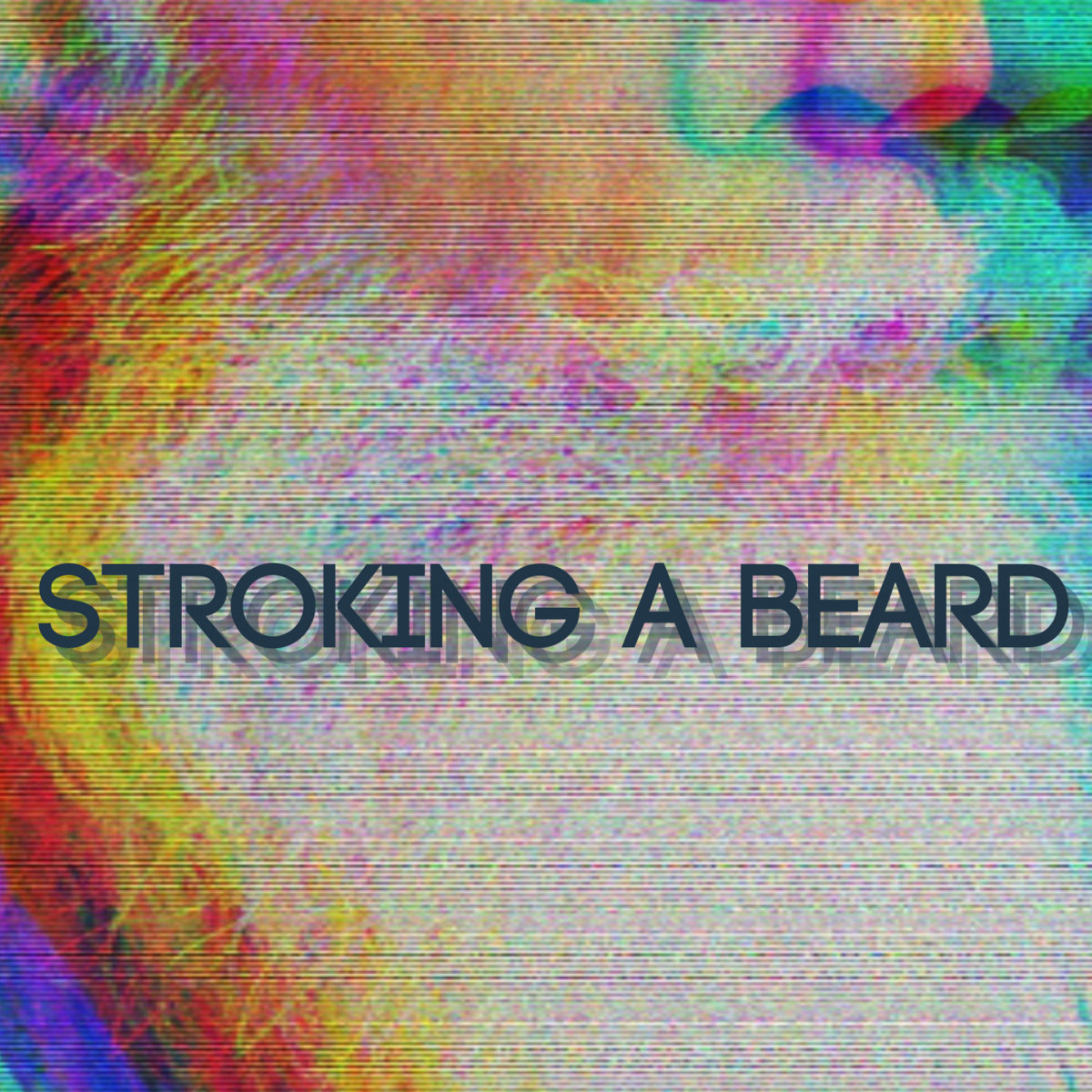 Stroking A Beard by Colwell