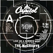 The McCrarys Feat. Wayne Henderson - Love On A Summer Night (Platurn Extended Edit) cover art