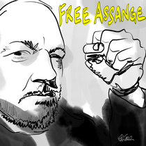 Free Assange cover art