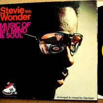 Stevie 9th Wonder - Music of My Mind & Soul (Stevie Wonder & 9th Wonder) cover art