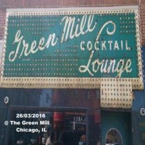 Mar 26 2016 @ The Green Mill - Chicago, IL cover art