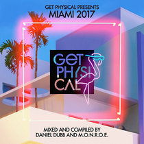 Miami 2017 - Mixed & Compiled by Daniel Dubb & m.O.N.R.O.E. cover art