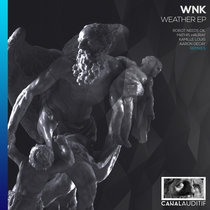 WNK - The Weather EP cover art