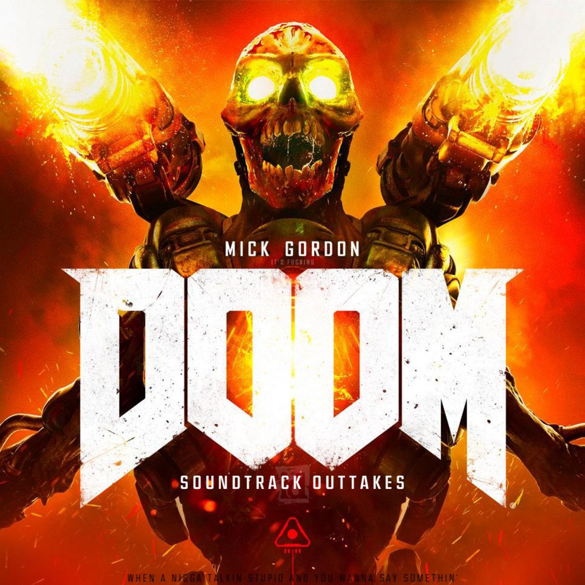 DOOM (2016) Original Game Soundtrack - Outtakes | MixAndMash
