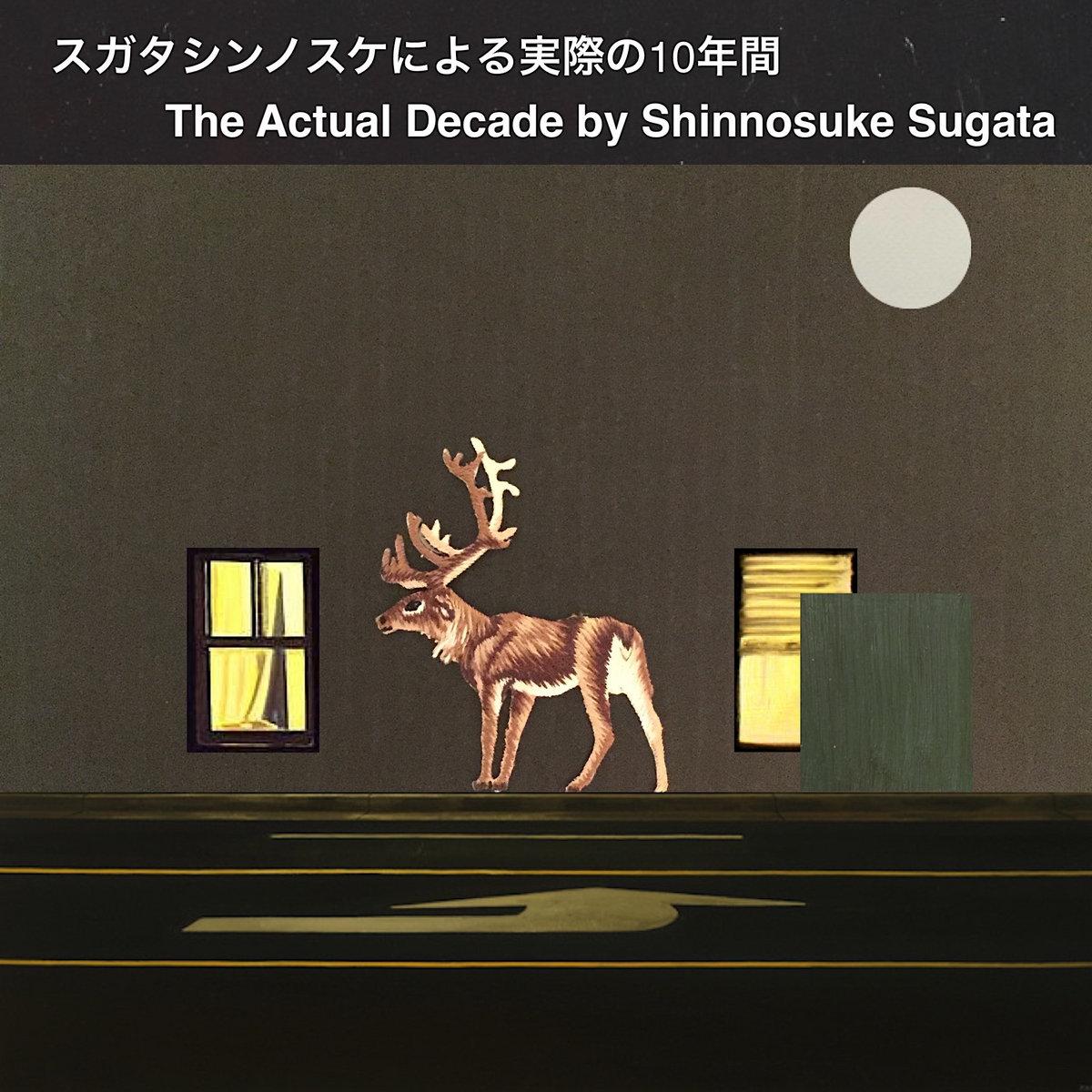 Shinnosuke Sugata – The Actual Decade By Shinnosuke Sugata スガタシンノスケによる実際の10年間 (2011~2020)