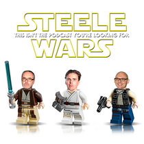 Ep 032 : LIVE! Sean Williams & Justin Hamilton - Celebrated Star Wars author Sean Williams & comedian Justin Hamilton cover art