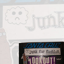 junk for fashion cover art