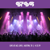 2019.04.12 :: ACL Live :: Austin, TX cover art