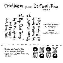 [MTXLT101] Da Movelt Posse (V.A.) cover art