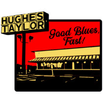 Hughes Taylor Band: Good Blues, Fast cover art