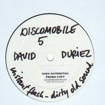 David Duriez - Dirty Old Sound [2020 Remastered Version] cover art