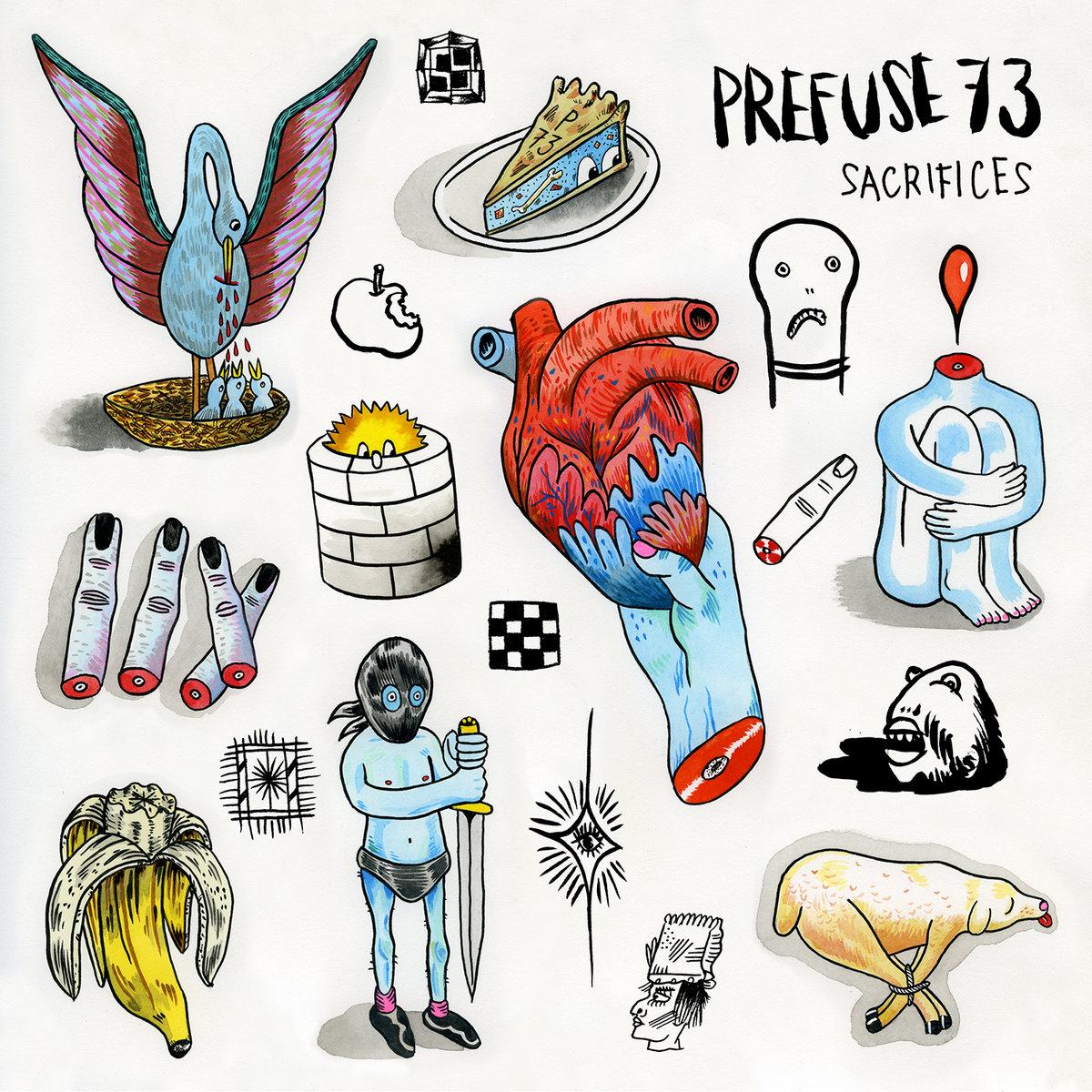 by Prefuse 73