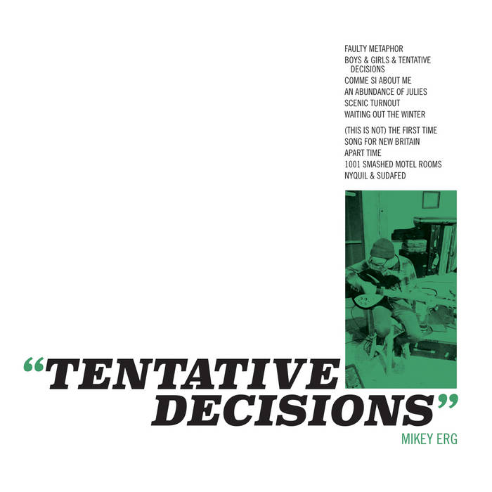 Tentative Decisions cover art