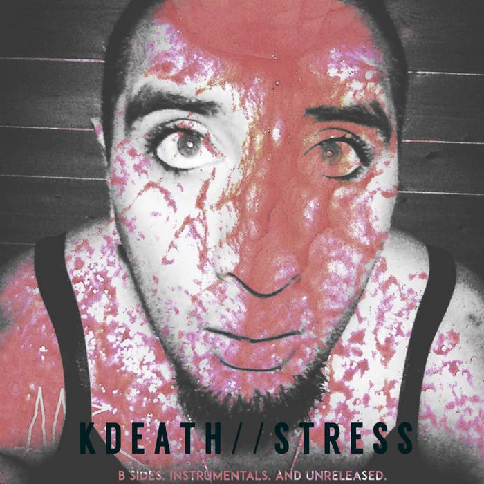 KDEATH - S T R E S S cover art