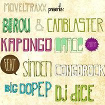 [MTXLT209] Berou & Canblaster - Kapongo Dance 2011 EP cover art