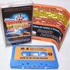 Irn Mnky & Eskar - Back To The Future Mixtape Cover Art