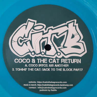 Coco & The Cat Return (CITB007) (Jungle) main photo