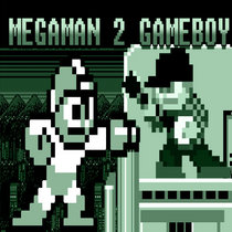 Megaman 2 - Gameboy - Title Screen cover art