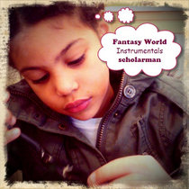 Fantasy World (Instrumental EP) cover art