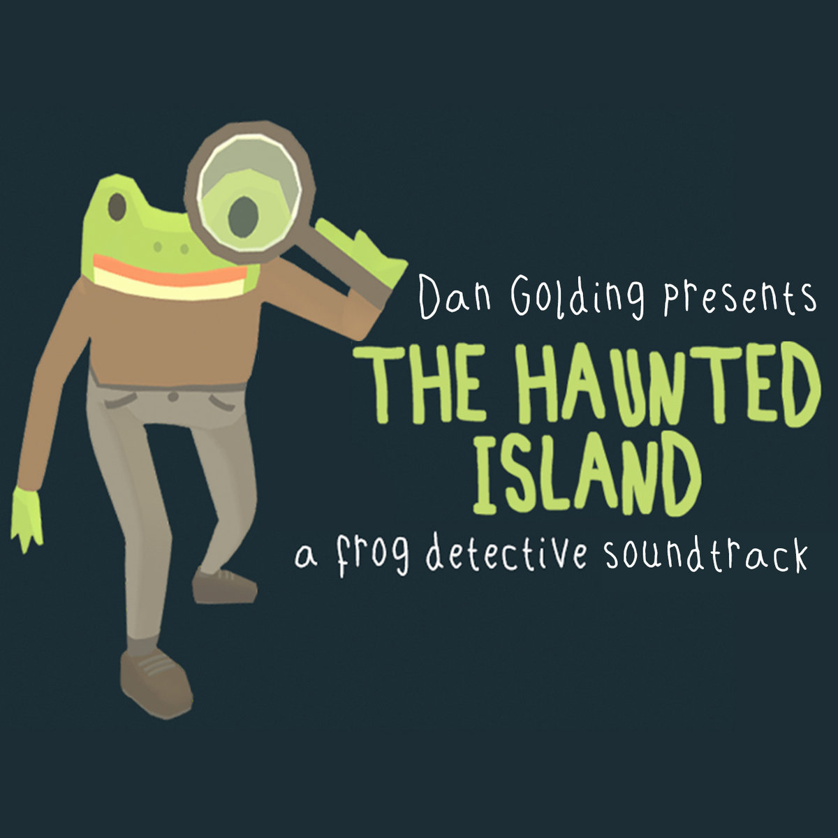 The Haunted Island: A Frog Detective Soundtrack | Dan Golding