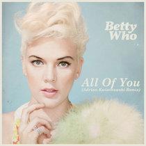 All Of You (Adrian Kwiatkowski Remix) cover art