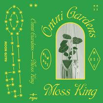Moss King cover art