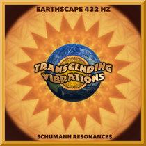 Schumann Resonances Earthscape 432 Hz cover art