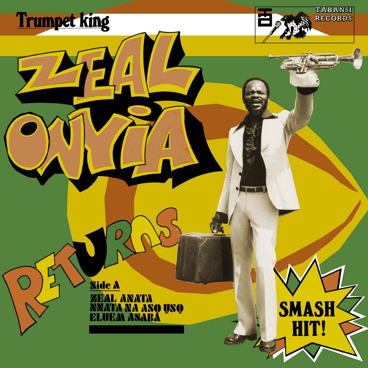 Trumpet King Zeal Onyia Returns | BBE