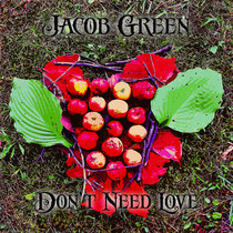 Don't Need Love - Single cover art