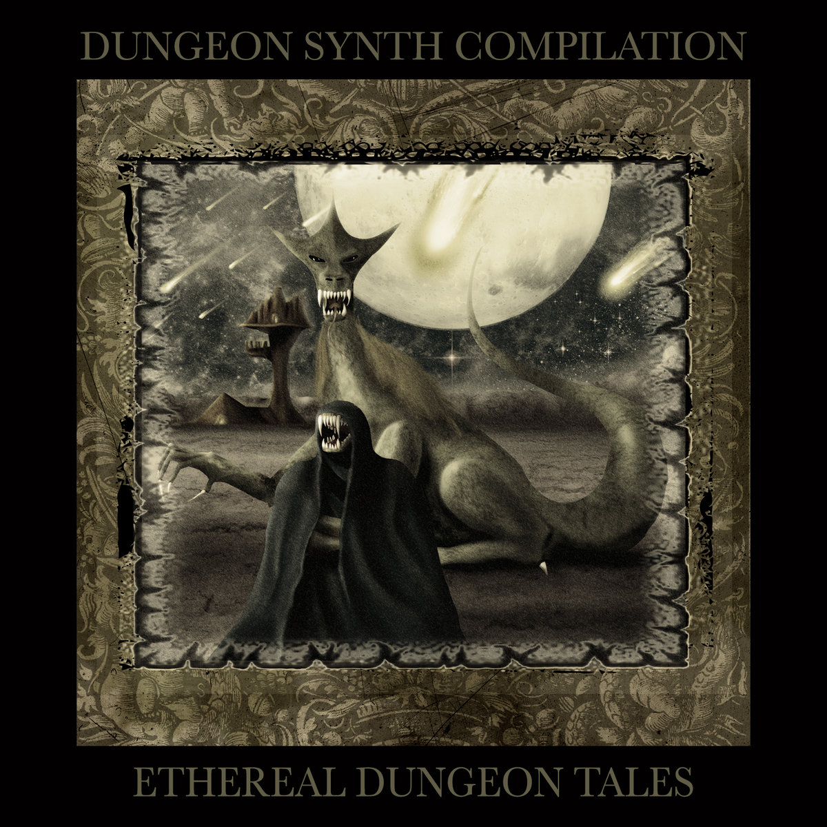 Ethereal Dungeon Tales | Dungeon Synth Compilation