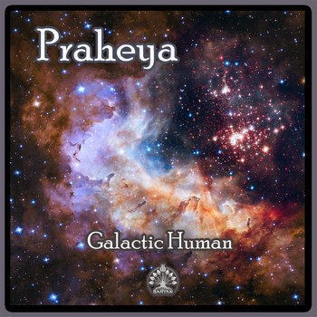 Galactic Human by Praheya